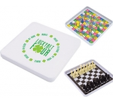 Metal Tin Game  by Gopromotional - we get your brand noticed!