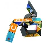 Rubik's Snake  by Gopromotional - we get your brand noticed!