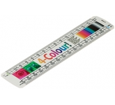 150mm Oval Scale Ruler