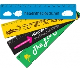 15cm ColourBrite Coloured Printed Ruler