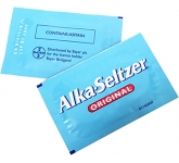 Pair of Alka Seltzers Tablet  by Gopromotional - we get your brand noticed!