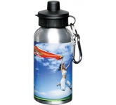Super 400ml Aluminium Sports Bottle