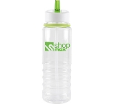 Shwarz 800ml Sports Drinking Bottle  by Gopromotional - we get your brand noticed!
