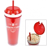 Sip 'n' Snack Tumbler  by Gopromotional - we get your brand noticed!