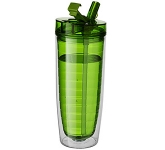Liquix 570ml Isolating Sports Bottle  by Gopromotional - we get your brand noticed!