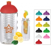 H20 Triathlon 500ml Domed Top Fruit Infuser Sports Bottle