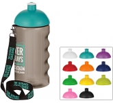 H20 Triathlon 500ml Domed Top Lanyard Sports Bottle