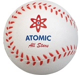 Baseball Stress Toy  by Gopromotional - we get your brand noticed!