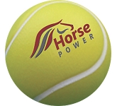 Tennis Ball Stress Toy  by Gopromotional - we get your brand noticed!