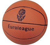 Basketball Stress Toy  by Gopromotional - we get your brand noticed!