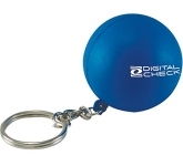 Ball Keyring Stress Toy  by Gopromotional - we get your brand noticed!