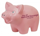 Cute Pig Stress Toy  by Gopromotional - we get your brand noticed!