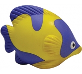 Caribbean Tropical Fish Stress Toy  by Gopromotional - we get your brand noticed!