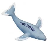 Humpback Whale Stress Toy  by Gopromotional - we get your brand noticed!