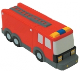 Fire Truck Stress Toy  by Gopromotional - we get your brand noticed!