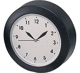 Clock Stress Toy  by Gopromotional - we get your brand noticed!