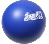 Premium 70mm Round Branded Stress Ball