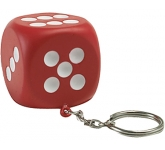 Dice Keyring Stress Toy