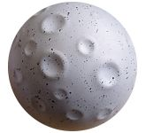 Moon Stress Ball  by Gopromotional - we get your brand noticed!