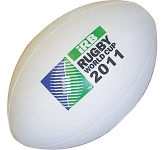 Rugby Ball Stress Toy  by Gopromotional - we get your brand noticed!