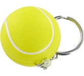 Tennis Ball Keyring Stress Toy  by Gopromotional - we get your brand noticed!