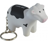 Daisy The Cow Keyring Stress Toy  by Gopromotional - we get your brand noticed!