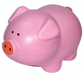 Porky Pig Stress Toy  by Gopromotional - we get your brand noticed!