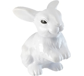 Rabbit Stress Toy  by Gopromotional - we get your brand noticed!