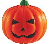 Classic Pumpkin Stress Toy  by Gopromotional - we get your brand noticed!
