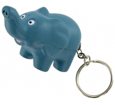 Dumbo Elephant Keyring Stress Toy
