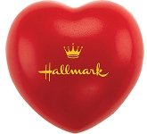 Heartbeat Stress Toy  by Gopromotional - we get your brand noticed!