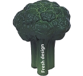 Broccoli Stress Toy  by Gopromotional - we get your brand noticed!