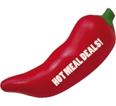Chilli Stress Toy  by Gopromotional - we get your brand noticed!