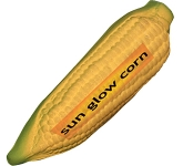 Corn On The Cob Stress Toy  by Gopromotional - we get your brand noticed!