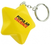 Star Keyring Stress Toy