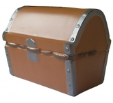 Treasure Chest Stress Toy  by Gopromotional - we get your brand noticed!