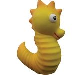 Seahorse Stress Toy  by Gopromotional - we get your brand noticed!