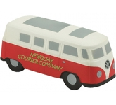 VW Campa Van Stress Toy  by Gopromotional - we get your brand noticed!