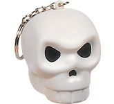 Skull Keyring Stress Toy