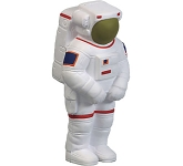 Astronaut Stress Toy  by Gopromotional - we get your brand noticed!