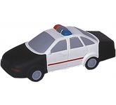 Police Squad Car Stress Toy