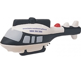 Police Helicopter Stress Toy