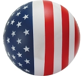 USA Stress Ball  by Gopromotional - we get your brand noticed!