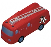 Fire Engine Stress Toy  by Gopromotional - we get your brand noticed!