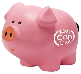 Vibrating Pig Stress Toy  by Gopromotional - we get your brand noticed!