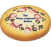 Pizza Stress Toy  by Gopromotional - we get your brand noticed!