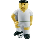 Football Player Stress Toy  by Gopromotional - we get your brand noticed!