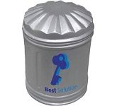 Dustbin Stress Toy  by Gopromotional - we get your brand noticed!