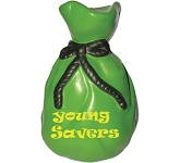 Money Bag Stress Toy