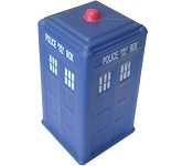 Doctor Who Police Box Stress Toy  by Gopromotional - we get your brand noticed!